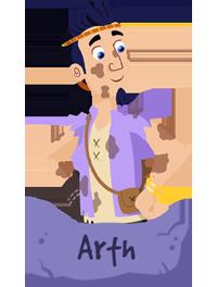 ARTH - Garth and Bev's Dad