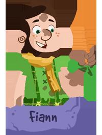 FIANN from Ballybeg in Garth and Bev
