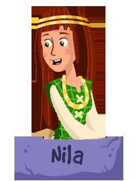 NILA - Garth and Bev's Mum