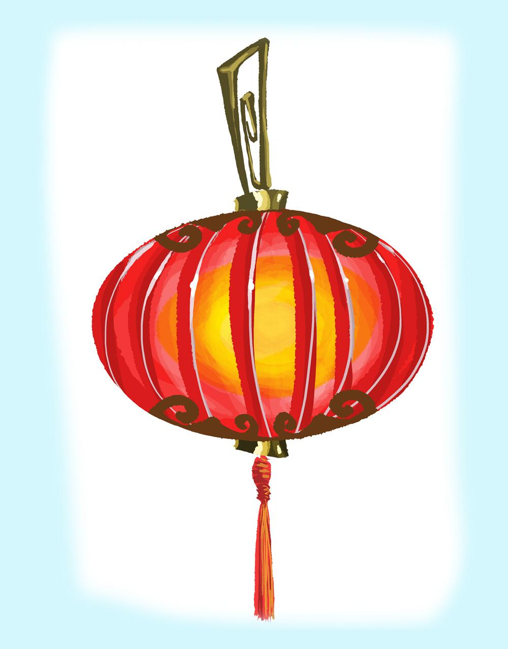 chinese - Chinese New Year Lantern